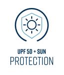 UPF 50 - Sun Protection